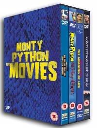 Monty Python : 9 Films FRENCH DVDRIP 1975-2006
