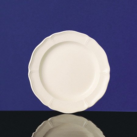 (Wedgwood Queens Plain Bread and Butter Plate 6 in.)