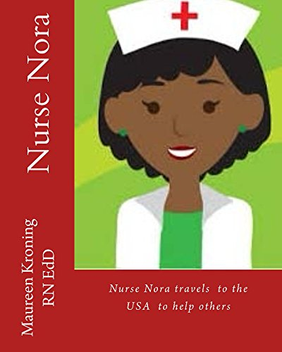 Download Nurse Nora travels to the USA to help others Pdf