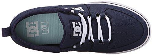 Zapatillas De Skate Dc Mujeres Lynx Vulc Tx Azul Marino