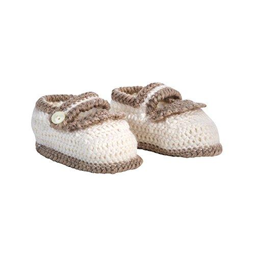 chiaraluna Zapatos de bebé Paris Talla:12 months up to 12 Kgs 86 cm