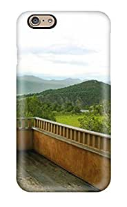 Iphone 6 Case Cover Skin : Premium High Quality Terrace With A Mountain View Case