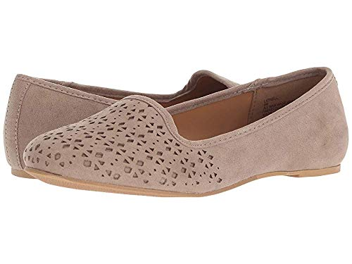 Price comparison product image Madden Girl Women's Lionell Taupe Fabric 7.5 M US