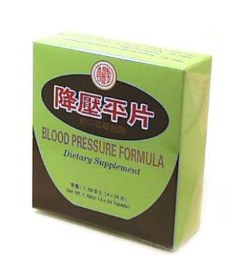 Formule sanguine de pression (K03): Jiang Ya Ping de la phytothérapie chinoise