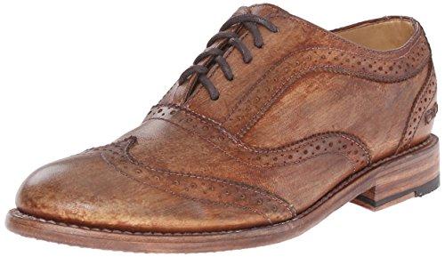 Shoe Oxford Lita Stu Driftwood Tan Women's Bed qCI0y