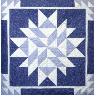 Pattern, Diamond Cluster by Cozy Quilt Designs