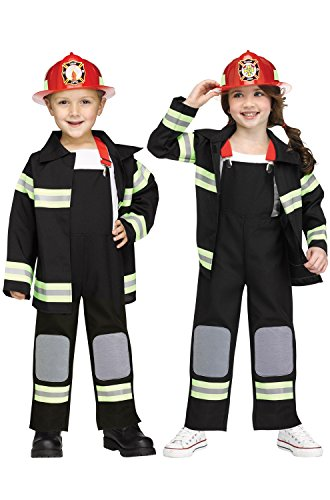 Fire Chief Toddler Costume
