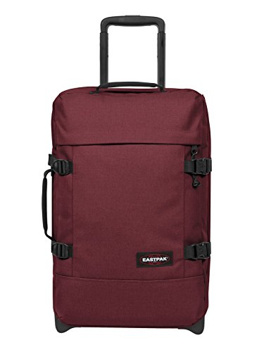 Eastpak Men's Tranverz S Cabin Luggage, Red, One Size by Eastpak