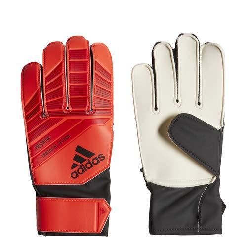 adidas Predator Junior Goalkeeper Glove Active Red/Solar Red/Black, 6