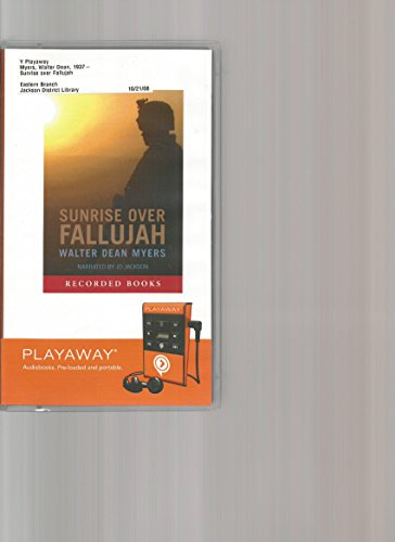 sunrise over fallujah book report