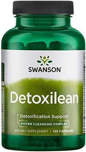 Swanson Detoxilean 120 Capsules