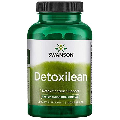 - Swanson Detoxilean 120 Capsules