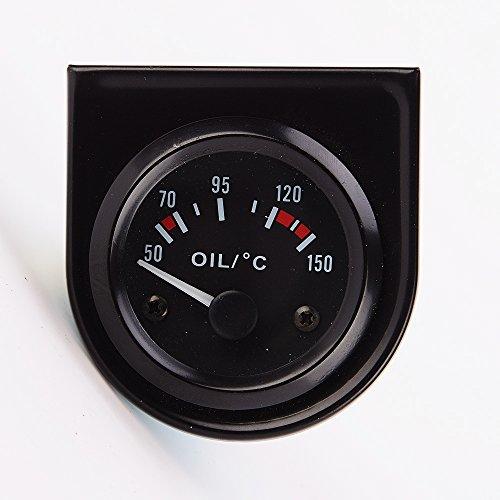 Indicador de Nivel de Temperatura del Aceite Digital Eléctrico Universal para Motocicleta Coche: Amazon.es: Coche y moto