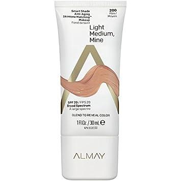 Smart Shade Skintone SPF 15 by Almay #12