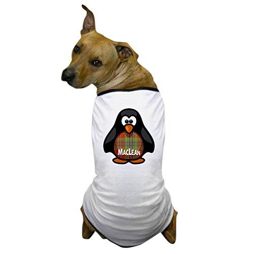 cafepress-maclean-tartan-penguin-dog-t-shirt-dog-t-shirt-pet-clothing-funny-dog-costume