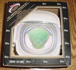 1991 Stadium Club Dome Set (1991 Stadium Club Dome)
