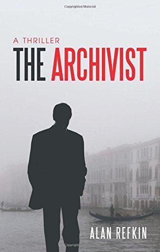 The Archivist: A Thriller