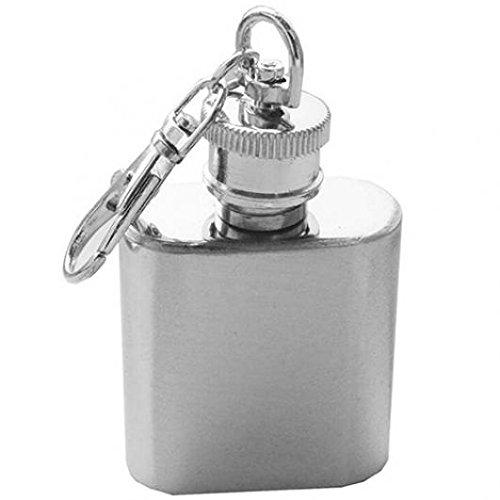 史上最も激安 giveyoulucky oz 1 oz 1 Miniポケットステンレス鋼ワインボトルウイスキー酒ヒップフラスコスクリューキャップ B07CL3Q3S5 B07CL3Q3S5, ライフマート ガイア:c0358805 --- a0267596.xsph.ru