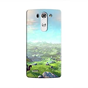 Cover It Up - Rolling hills LG G3 Hard case