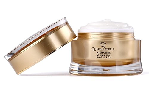 Cheap Moisturizing Night Cream by Queen Odelia | 1.7 oz. | Rich in Dead Sea Minerals