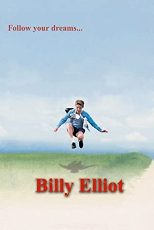 Image result for billy elliot poster""