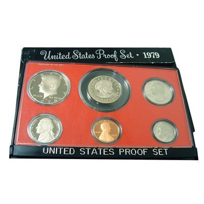 1979 Proof Set by US Mint: Toys & Games