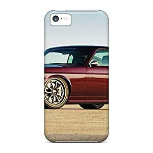 New Iphone 5c Case Cover Casing(mustang Dragon)