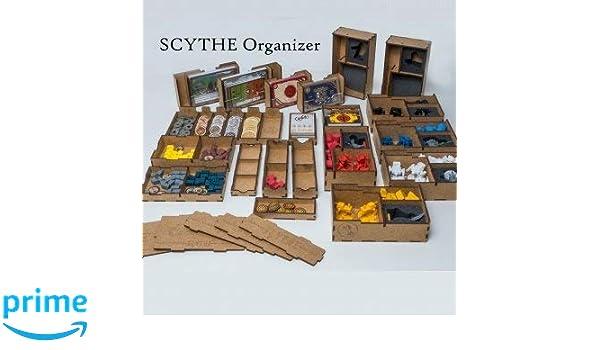 ADC Blackfire Entretenimiento 91746 Scythe Organizador Caso ...