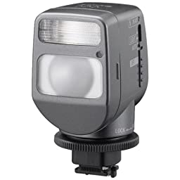 Sony HVL-HFL1 Combination Video Light and Flash for Camcorders