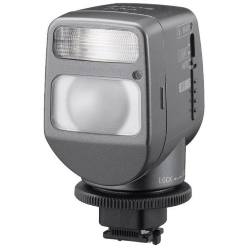 Sony HVL-HFL1 Combination Video Light and Flash for Camcorders by Sony