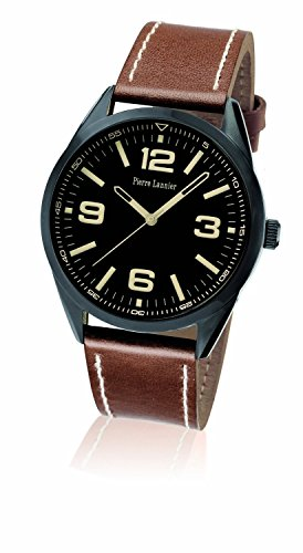 Pierre Lannier 212D439 - Men's Watch, Brown Tone