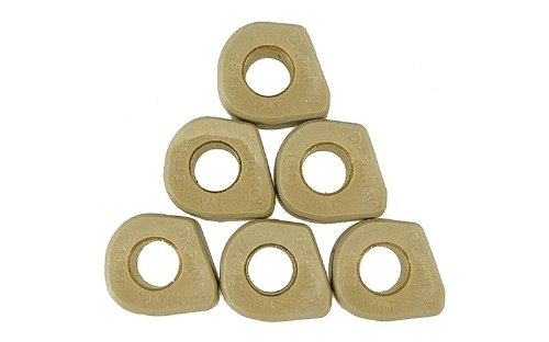 Dr Pulley 20x12 Sliding Roller Weights SR2012 8 Rollers 12g-15g For Kymco Downtown 200 300 350i Nikita 200 300 15g