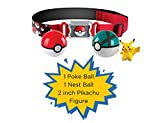 Pokémon Clip and Carry Poké Ball Adjustable Belt