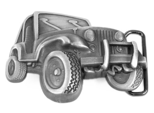 Jeep Belt Buckles - 2