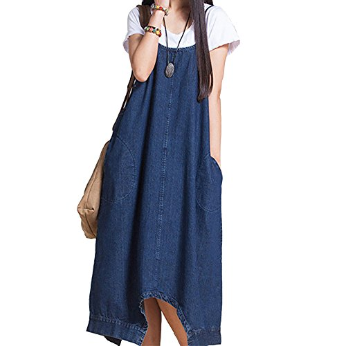 5 ALL Jupe - Femme Bleu