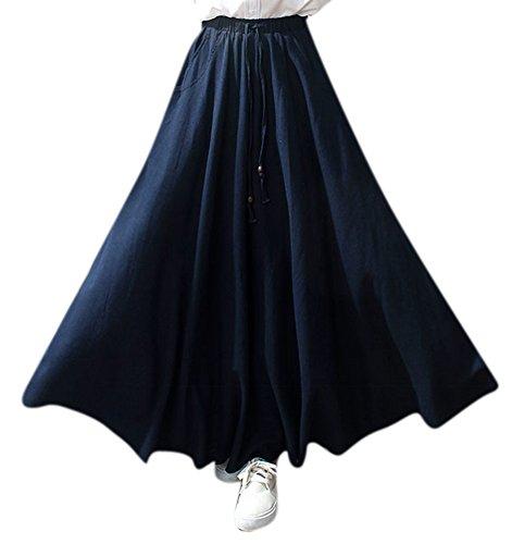 Skirt BL Gradient Pleated Prairie