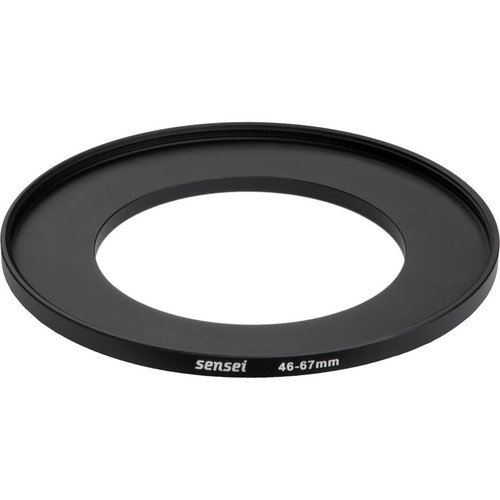 Sensei 46mm Lens to 67mm Filter Step-Up Ring