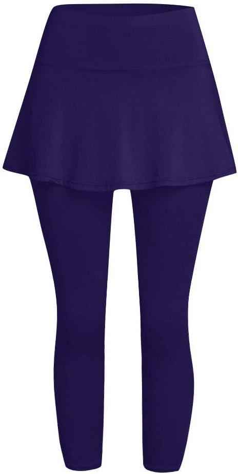 Donna Leggings Purple Hanger