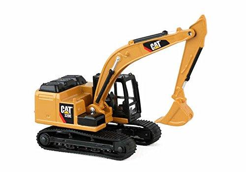 Caterpillar Excavator, Yellow - Daron CAT39511 - 1/90 Scale Diecast Construction Vehicle
