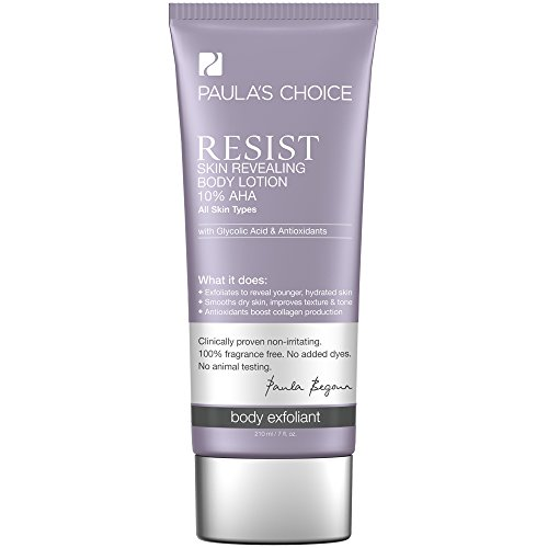 Paula's Choice RESIST Skin Revealing Body Lotion 10% AHA with Glycolic Acid and Antioxidants - 7 oz