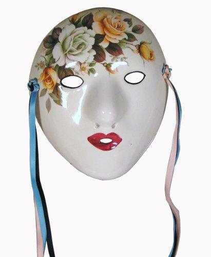 - Porcelain Mask/Flowers of Tibet