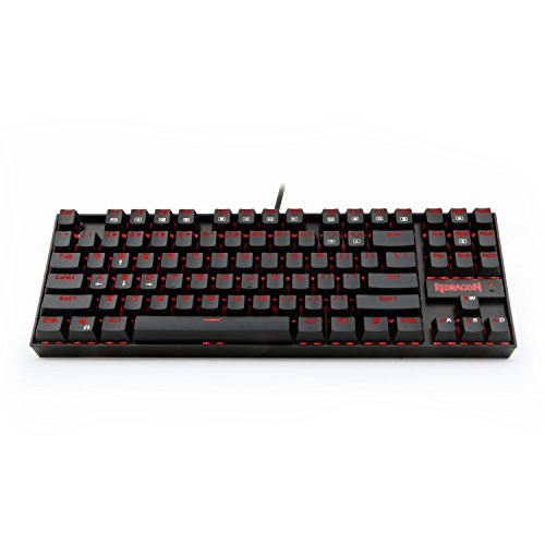 Redragon K552 Kumara Led Backlit Mechanical Gaming