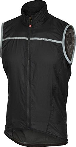 Castelli Superleggera Vest - Men's Black, - Cycling Men Vest