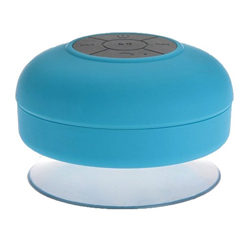 Blue Waterproof Portable Bluetooth Handsfree product image