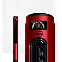 SL&LFJ Whole room tower fan,Floor mini air conditioning,Bladeless quiet with remote control air cooler 4 caster wheels for bedroom -A