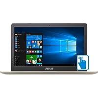 ASUS VivoBook Pro 15 N580VD-DB74T 15.6 inch FHD Touch Laptop PC (Intel i7-7700HQ Quad Core, 32GB RAM, 1TB HDD + 512GB SSD, GTX 1050, 15.6 FHD (1920x1080) Touchscreen, WiFi, Bluetooth, Win 10 Pro)
