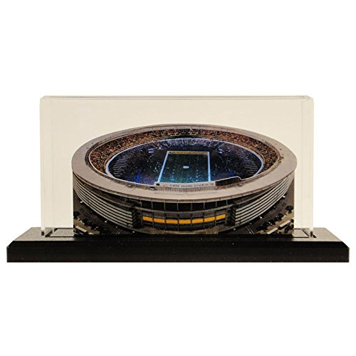 & Pirates Three Rivers Stadium, Small Lighted in Display Case (Pittsburgh Pirates Three Rivers Stadium)