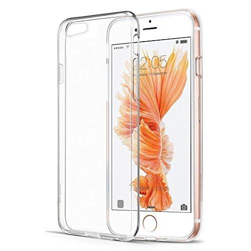 "iPhone 8 Plus Hülle, Fuleadture Ultra Slim TPU Weich Schutzhülle für iPhone 7 Plus 8 Plus Handyhülle Silikon Crystal Case Durchsichtig Transparent Cover 5,5"""