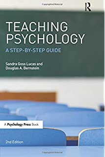 Amazon.com: Teaching Psychology: A Step By Step Guide ...