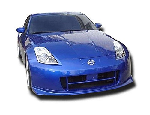 Nissan 350Z 2003-2008 Nismo 2 Style 4 Piece Polyurethane Full Body Kit manufactured by KBD Body Kits. Extremely Durable, Easy Installation, Guaranteed Fitment and Made in the USA! (Full Urethane Kit Body)